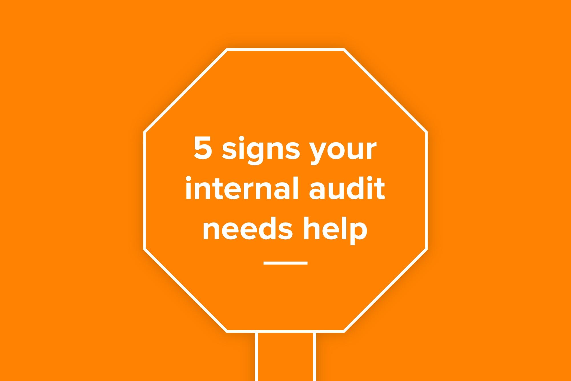 5-signs-internal-audit-help