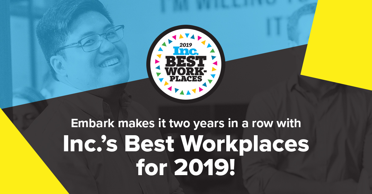 Embark_FeaturedImage_IncBestWorkplace2019