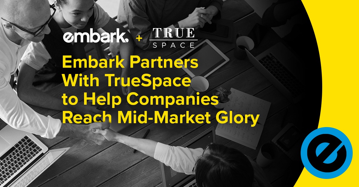 Embark Partners With TrueSpace
